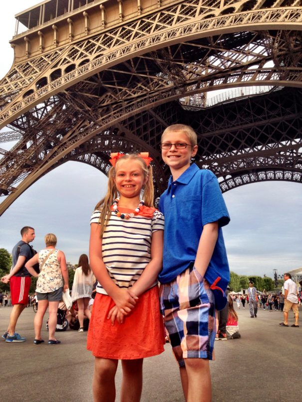 Paris with Kids is Awesome.