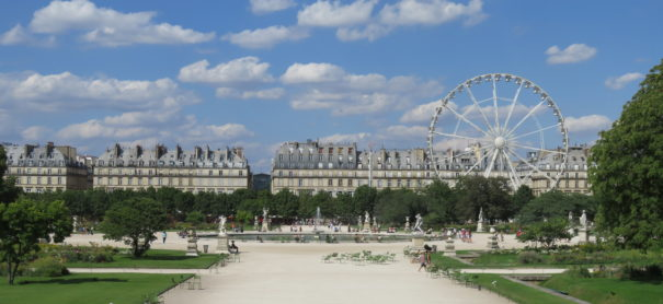 Tuileries - Paris, France