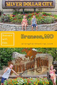 Visiting Branson with kids
