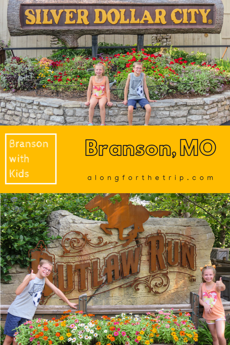 Branson, MO is a great destination for families - not just the retired crowd. If you're planning a trip to Branson with kids, be sure to check out our guide on a few of our favorite things to do while you're there. | #familytravel #Branson #SilverDollarCity