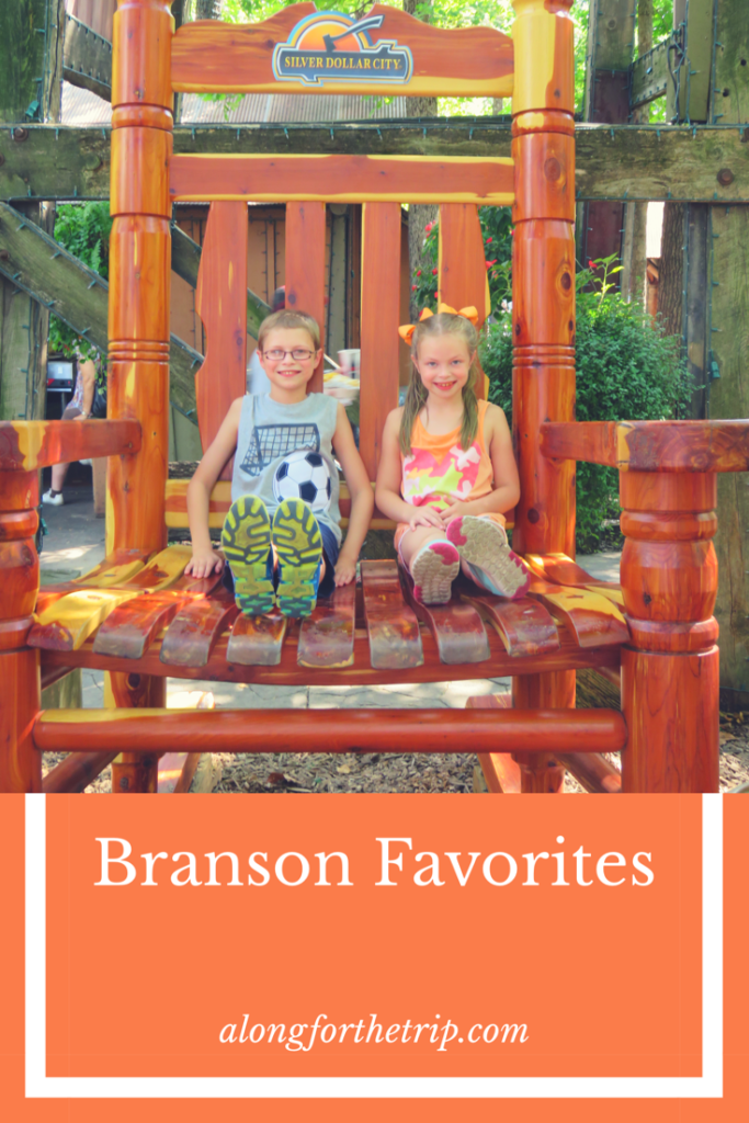 Branson,MO is definitely a tourist trap, but we keep coming back. Here are four things we love to do when we are in Branson.