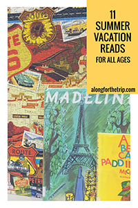 Summer Vacation Books to read