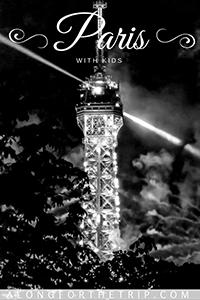 Paris with kids - Bastille Day