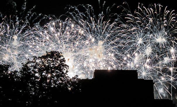 Bastille Day fireworks - activities in Paris France