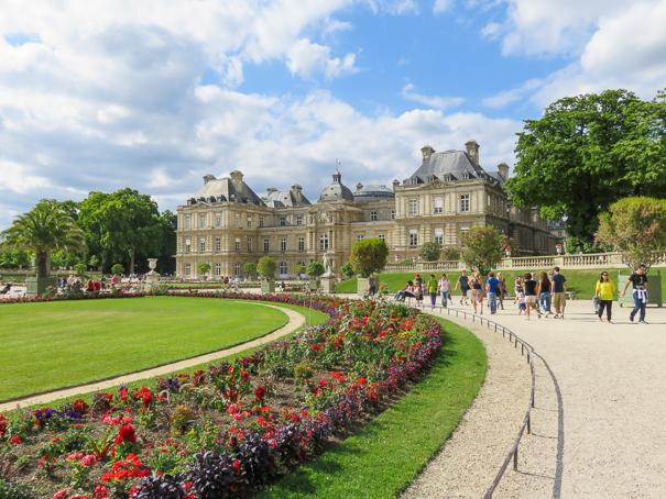 Le Jardin du Luxembourg - Paris with kids