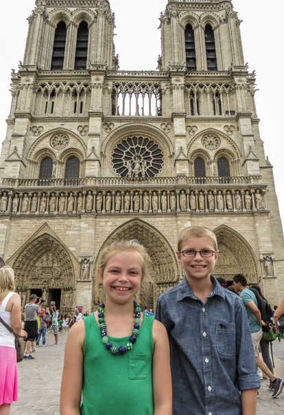 Notre Dame Paris - activities to do in Paris
