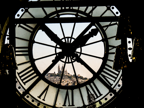 Musee d'Orsay - Paris with kids