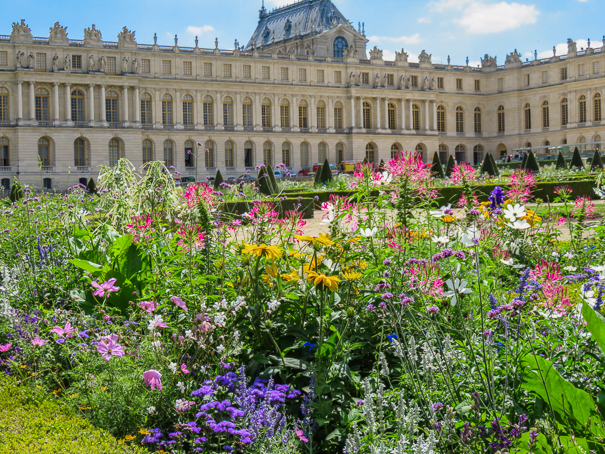 Palace of Versailles - visiting Paris with kids