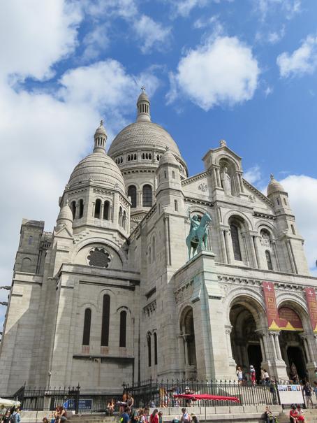 Sacré-Cœur - the best things to do in Paris