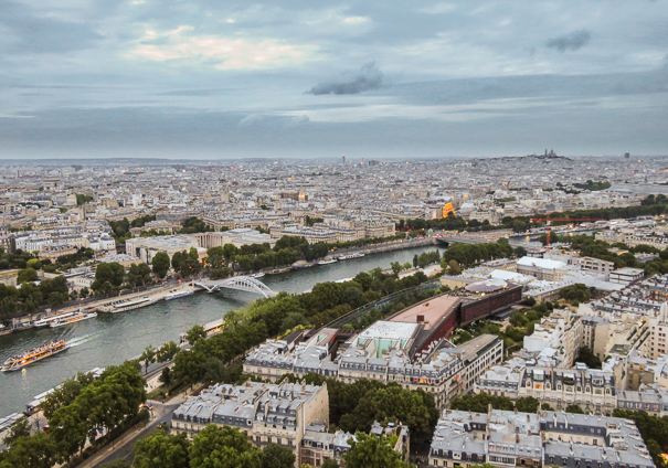 Family activities in Paris
