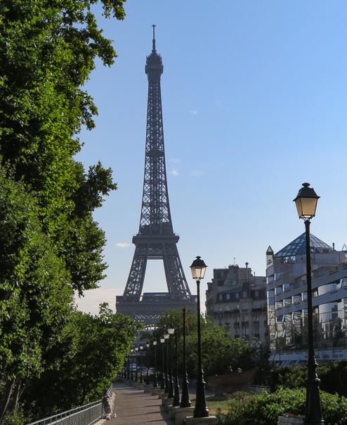 Tour Eiffel - activities for children in Paris