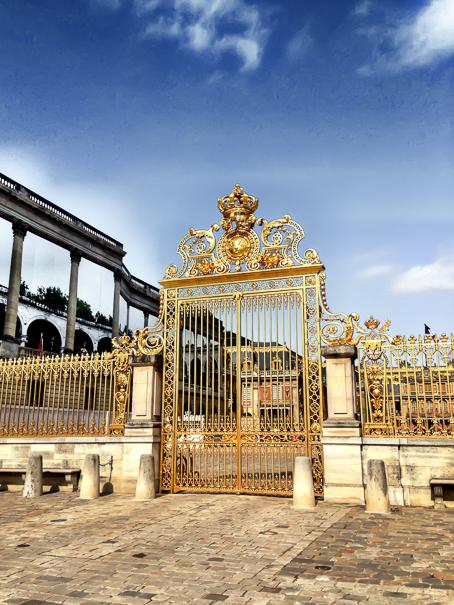 Versailles France - kids activities in Paris
