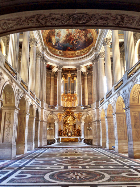 Château de Versailles - best things to do with kids in Paris
