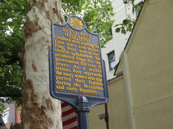 Betsy Ross House - Philadelphia, Pennsylvania