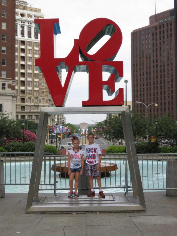 Philadelphia - The City of Brotherly Love