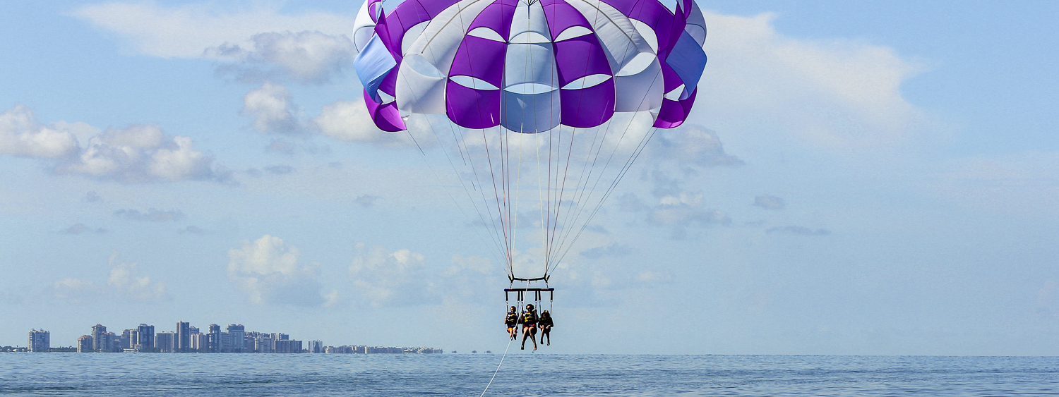 The Best Parasailing in Florida