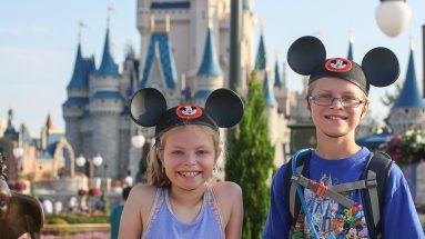 Cinderellas Castle Walt Disney World Magic Kingdom