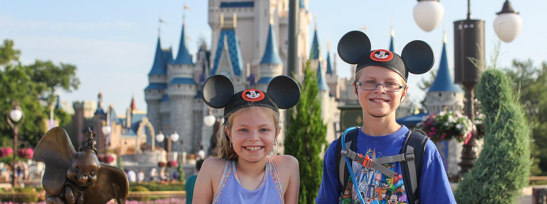 The Best of Walt Disney World Resort – Old Favorites and New Magic