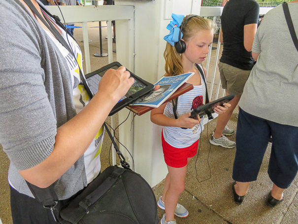 Self guided tours at Graceland with kids