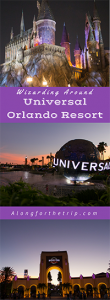 Visiting Universal Orlando Resort with kids