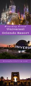 Visiting Universal Orlando Resort with kids