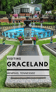 Visiting Graceland with kids in Memphis TN
