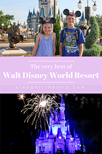 The best of Walt Disney World Resort