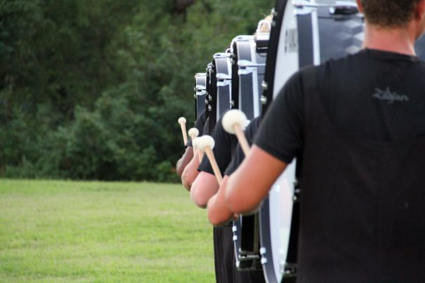 Bass Line - Crossmen Drum and Bugle Corps