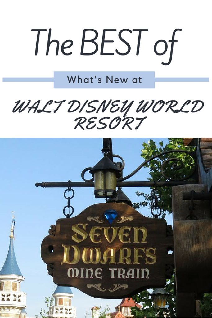 From old favorites to new gems, Walt Disney World has a lot to offer. Make the most of the magic as we share the best of Walt Disney World Resort.