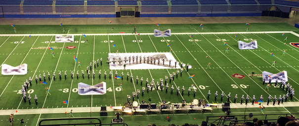 Crossman Drum and Bugle Corps