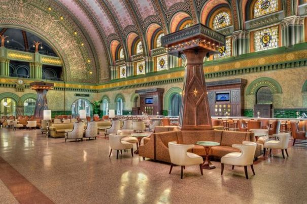 St Louis Union Station Curio by Hilton