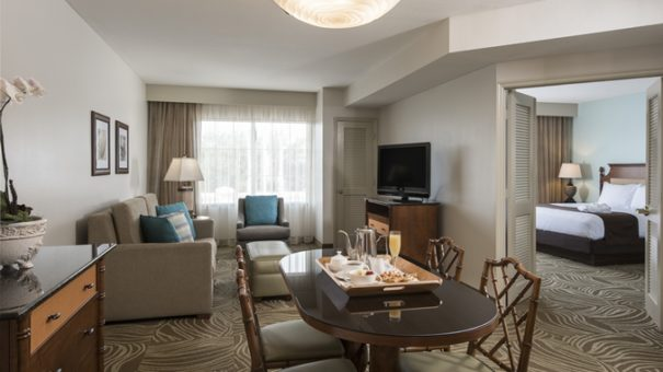 Doubletree Suites Naples - best family hotels in Florida Gulf Coast