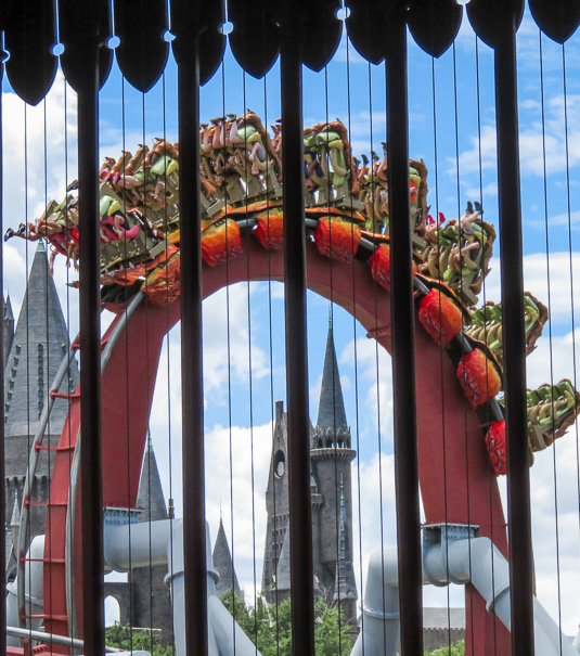 Dragon Challenge Universal Orlando Resort