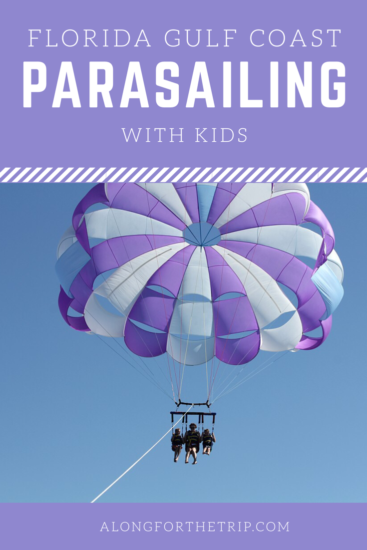 Parasailing in Florida was the perfect way to split up our time between theme parks, and Bonita Jet Ski & Parasail in Bonita Springs was fantastic!