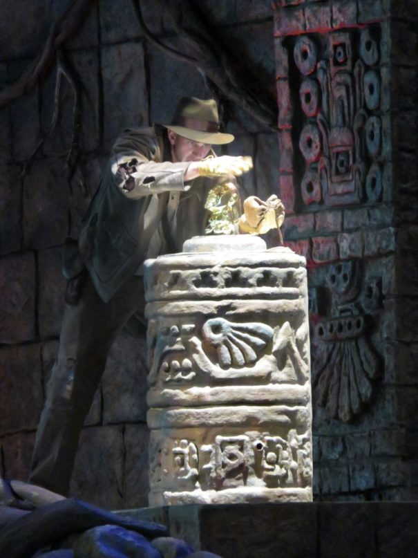 Indiana Jones™ Epic Stunt Spectacular!
