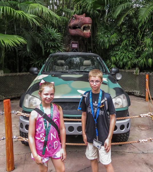 Jurassic World Universal Orlando-1