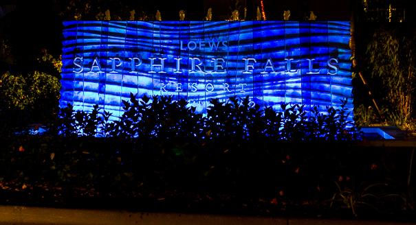 Loews Sapphire Falls at Universal Orlando Resort