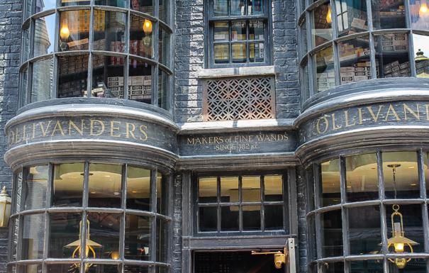 Ollivanders Wands Universal Orlando