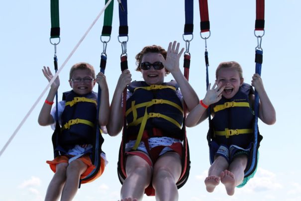 Parasailing in Bonita Springs - So Much Fun!