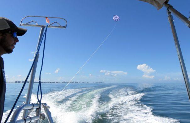 Parasailing with Bonita Jet Ski & Parasail