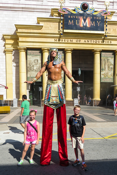 Revenge of the Mummy Universal Orlando