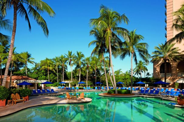 Ritz Pool: Best Resorts in Florida for Families