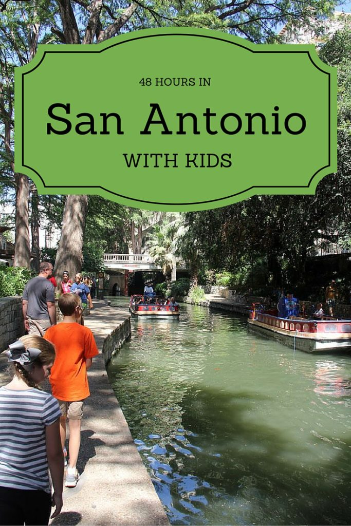 Fun Things To Do In San Antonio With Kids Along For The Trip