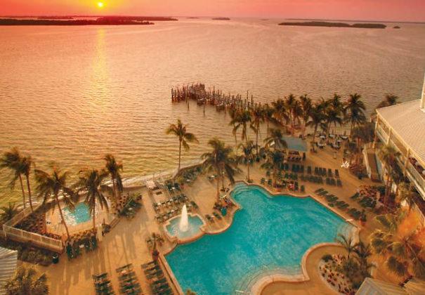 Sanibel Harbour Marriott - Florida Gulf Coast family vacation spots