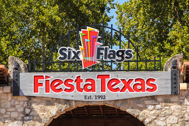 Visit Fiesta Texas in San Antonio with kids