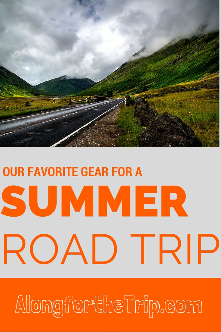 Summer road trips are fun, but can also be challenging for families. Here is our favorite gear to make traveling in the car easier for everyone!