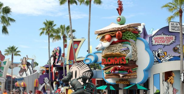 Toon Lagoon - Universal's Islands of Adventure