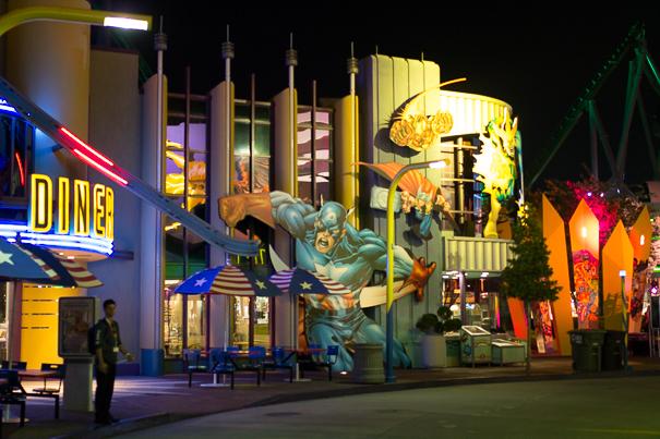 Universal Islands of Adventure Orlando