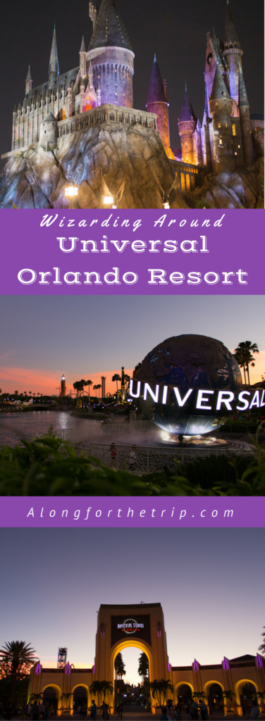 Universal Resort Orlando sparkles with magic and wonder for wizards and muggles alike. With 2 days and Express Passes, you can experience Universal Orlando Resort and Islands of Adventure in a couple of days. Here's why we loved it and why we'll be going back!