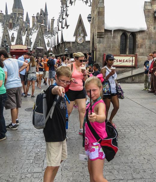 Universal Orlando Resort Hogsmeade